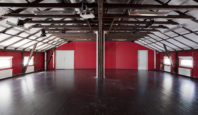 View of the Red Room. Photo.